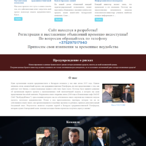 Разработка сайта bcigroup.by - docode.by